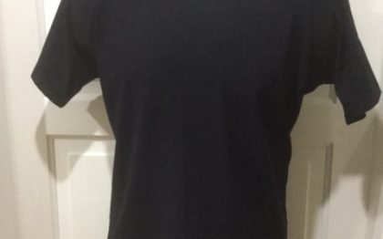 Male T-Shirt – Sampling and Testing Under Way