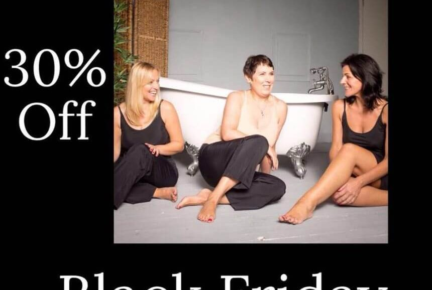 Black Friday 2017 – 30% Off All Clothing