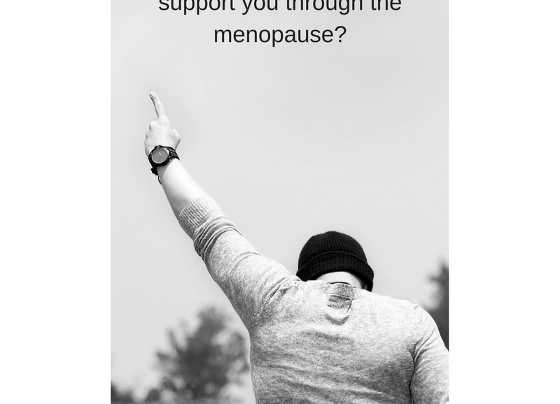 How Can Your Partner Support You Through The Menopause