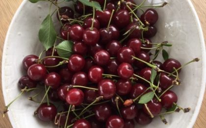Cherries and the Menopause